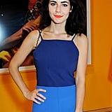 Marina's Take on Retro Beauty