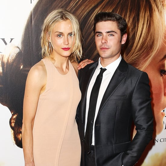 Zac Efron and Taylor Schilling Melbroune Lucky One Pictures