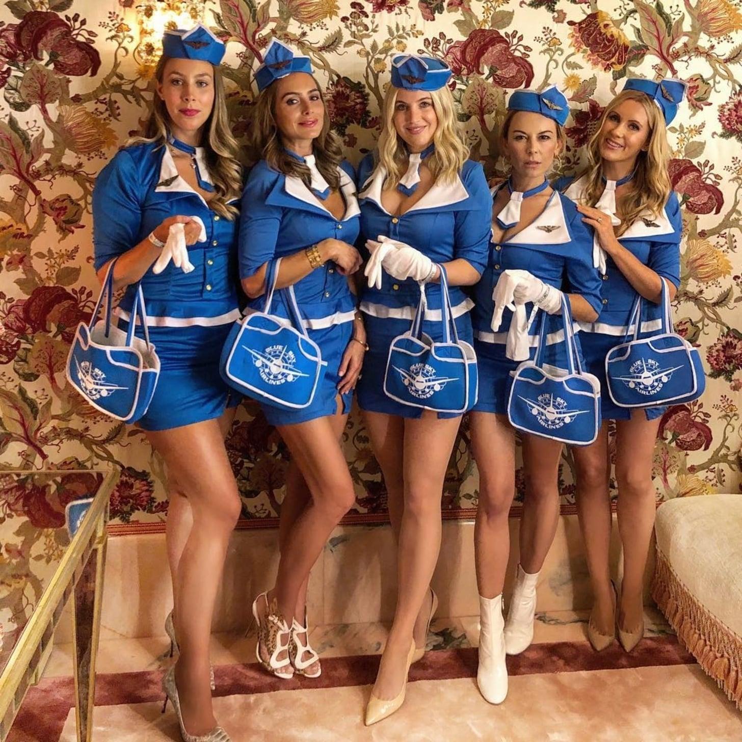 Alvin And The Chipmunks Girl Group Halloween Costumes Popsugar Love Uk Photo 34