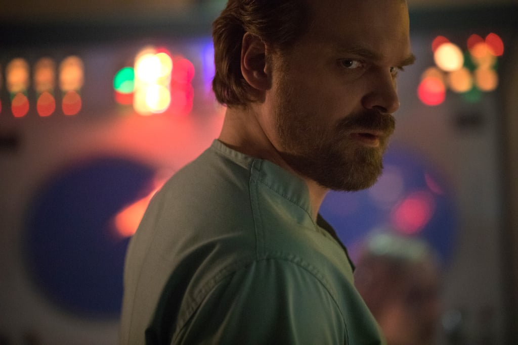 Stranger Things 2 Jim Hopper Dancing Meme