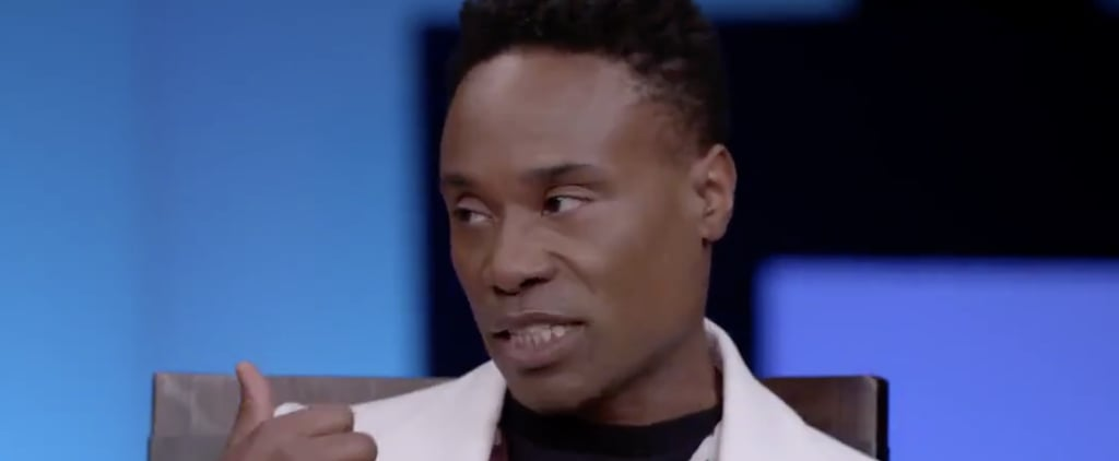 Billy Porter on Straight Actors Playing Gay Roles Video