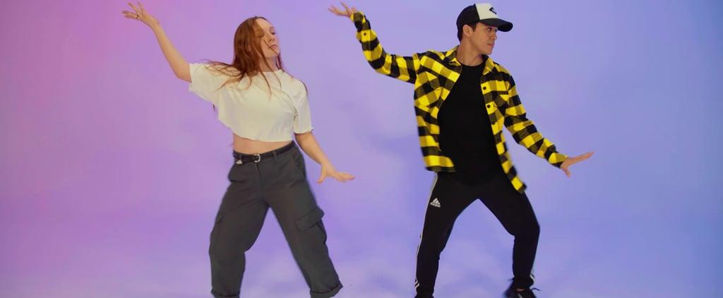 "Dua Lipa ""Break My Heart"" Dance Tutorial Video"