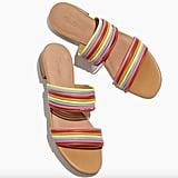 Madewell Meg Slide Sandals