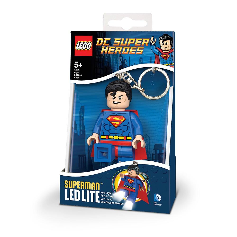 LEGO DC Super Hero Minifigure LED Key Light