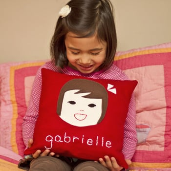Personalized Olliegraphic Pillow 59 Best Personalized Gifts For