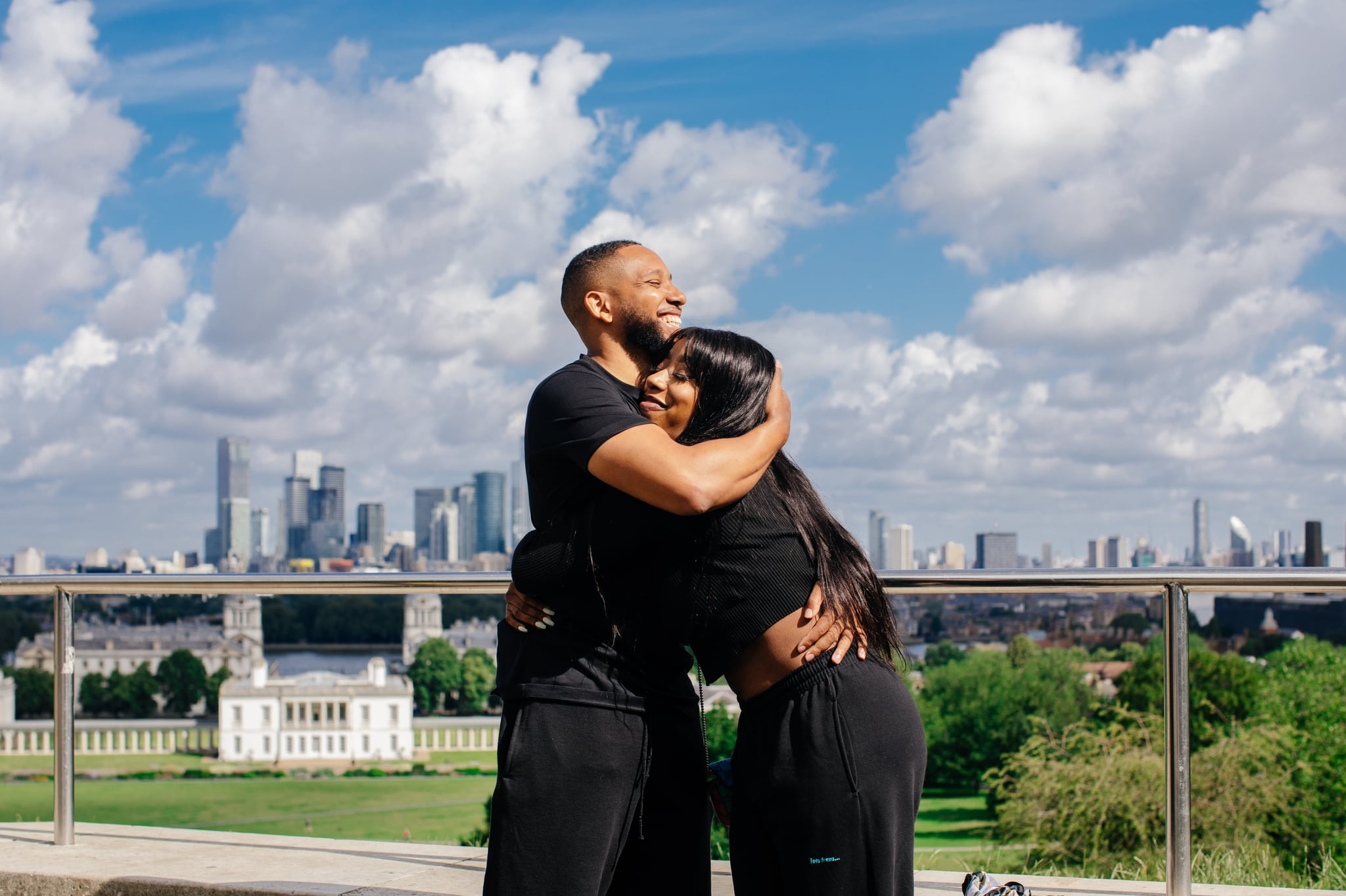 Highlife S1, Ep1 Kamille and Tomi head to the Royal Observatory for a date