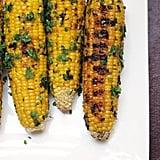 Cilantro-Lime Grilled Corn