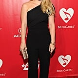 Hilary Duff at the MusiCares Person of the Year Award