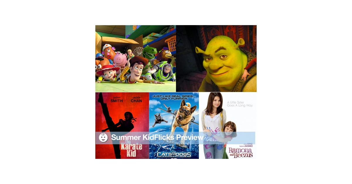 Summer Blockbuster Movies For Kids Popsugar Moms