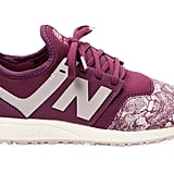 New Balance Printed Low Top Sneakers