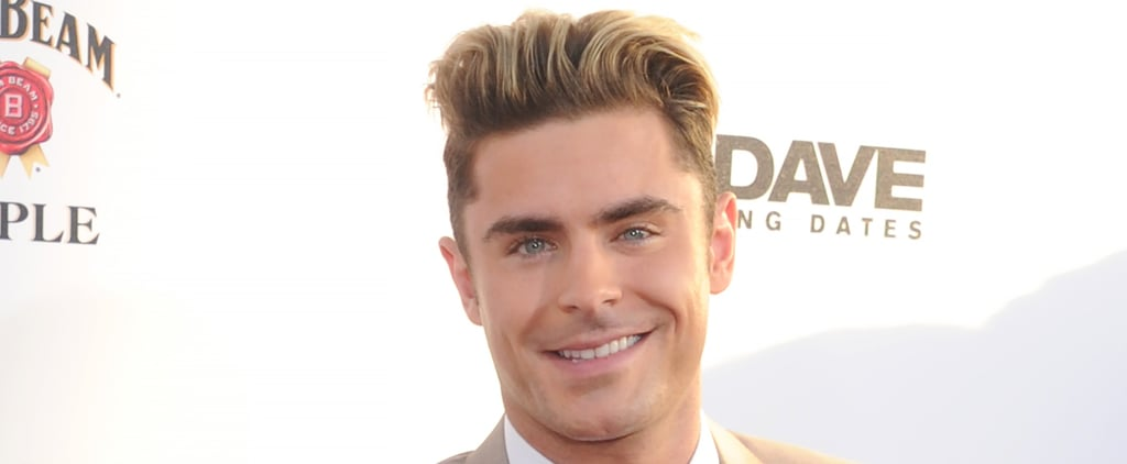Zac Efron Once Had an Emotional Phone Call With Michael Jackson