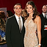 Courtney Robertson and Jesse Metcalf