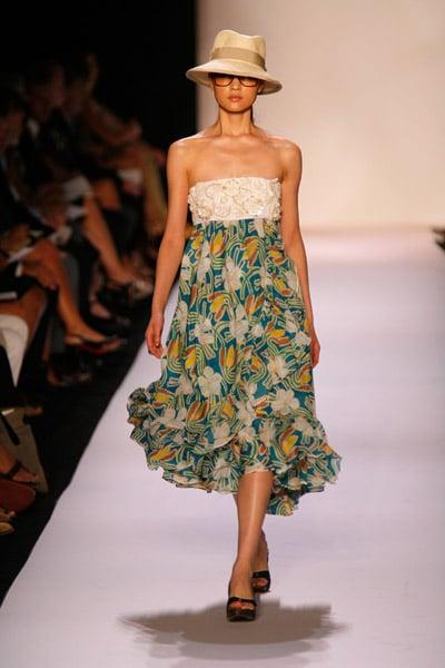 New York Fashion Week, Spring 2008: Diane von Furstenberg