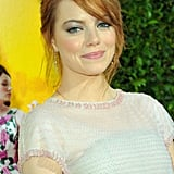 Emma Stone Gets a Little Help From Chanel For Her Latest Premiere