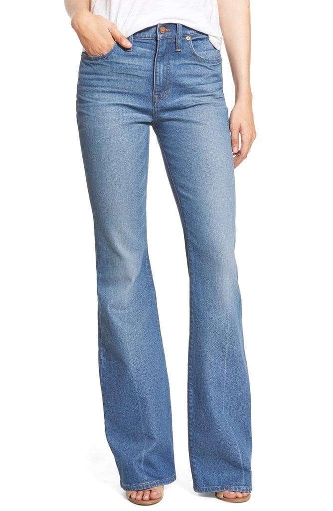 Madewell Flea Market Flare Jeans ($135)