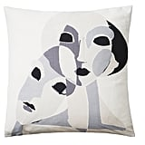 H&M Cotton Cushion Cover, $14.95