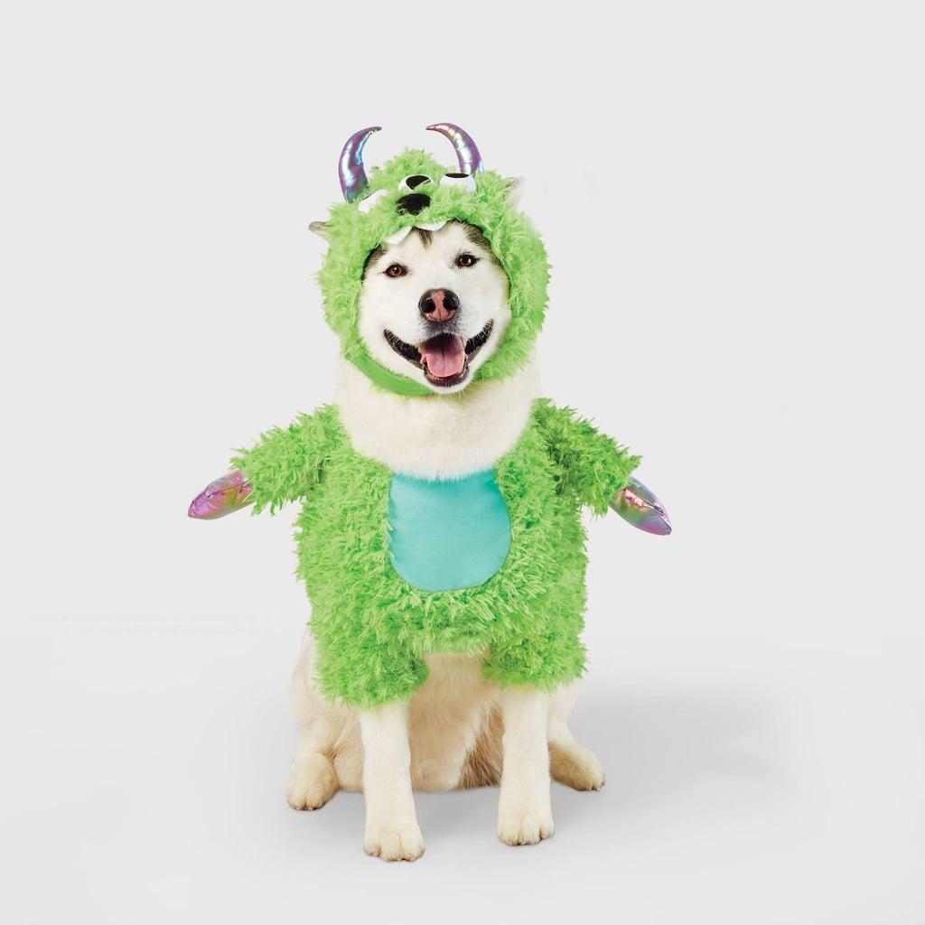 Monster Halloween Dog Costume