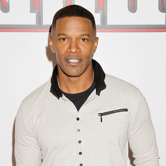 Jamie Foxx Talks Fatherhood
