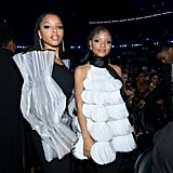 Pictured: Chloe x Halle
