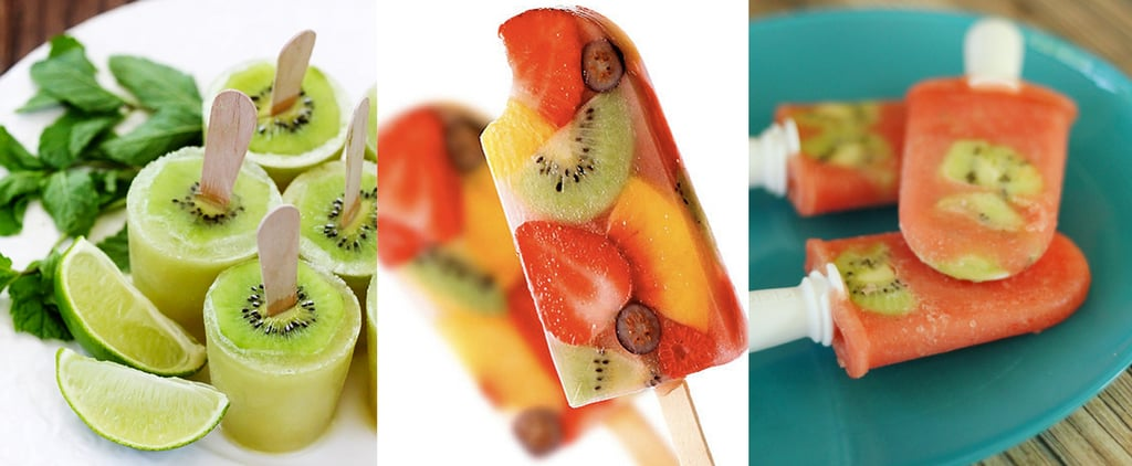 Fresh Fruit Popsicle Recipes