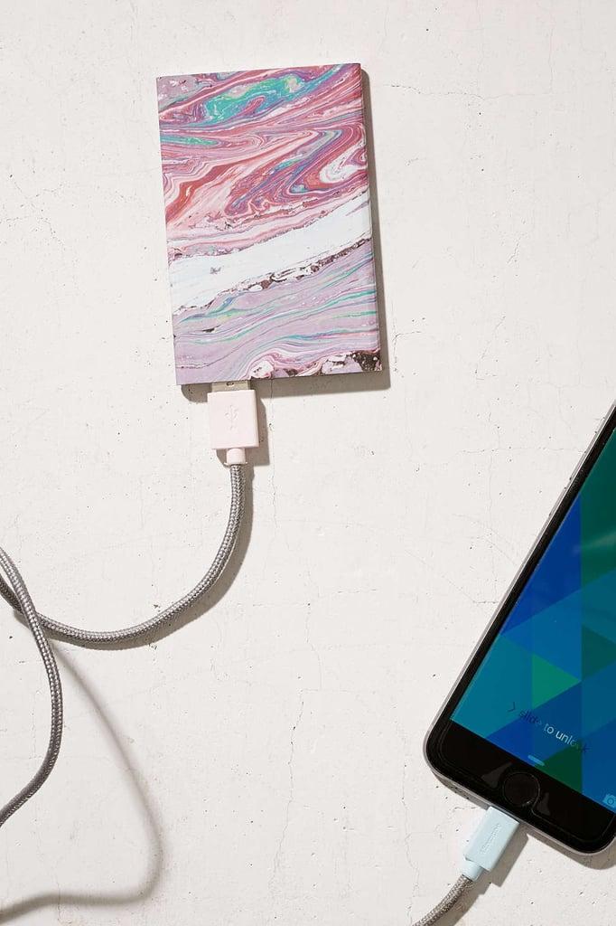 Oil Slick Slim Portable Power Charger ($24)