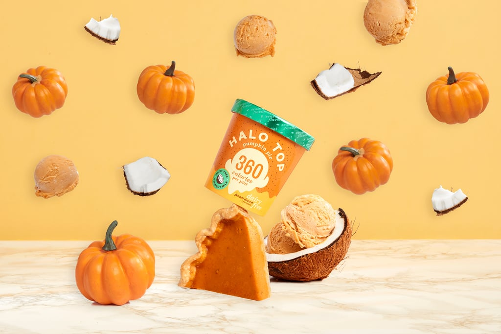Halo Top Vegan Pumpkin Pie Nutrition Info