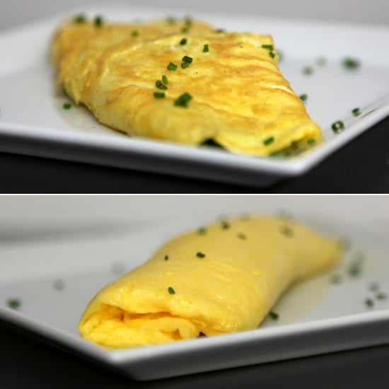 Difference Between American And French Omelets Popsugar Food