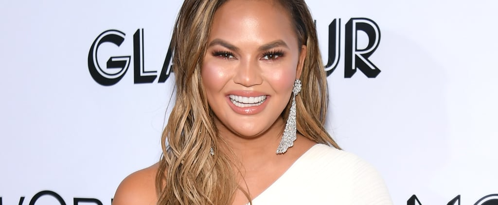 Chrissy Teigen Body Makeup