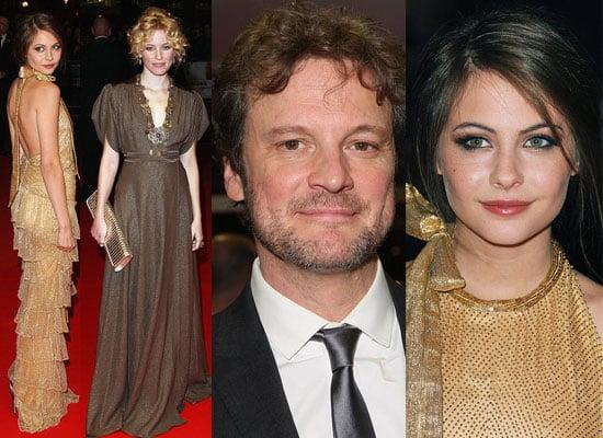 Willa, Colin And Elizabeth Bring Genova To London