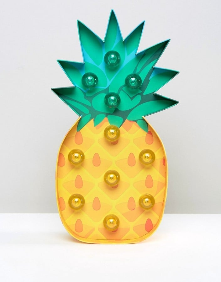 Pineapple Accessories pineapple desk accessories | popsugar smart living