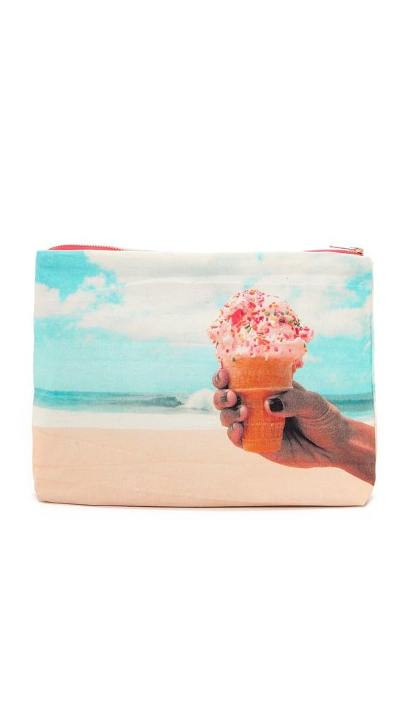 Samudra Ice Cream Clutch ($65)