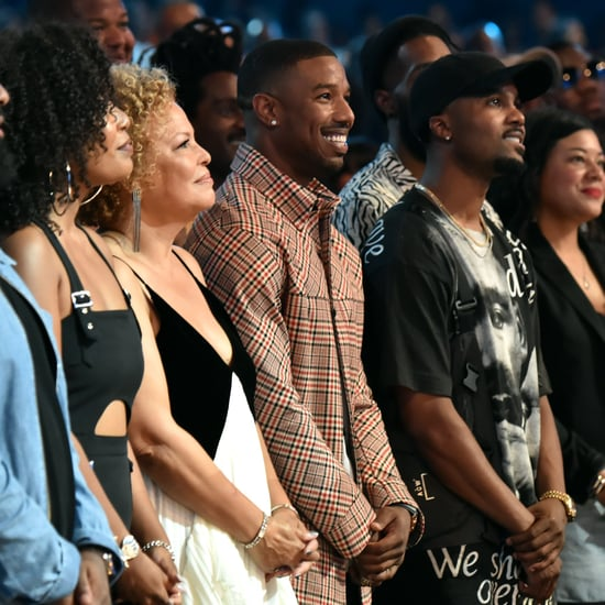 Michael B. Jordan Dancing at the 2018 BET Awards