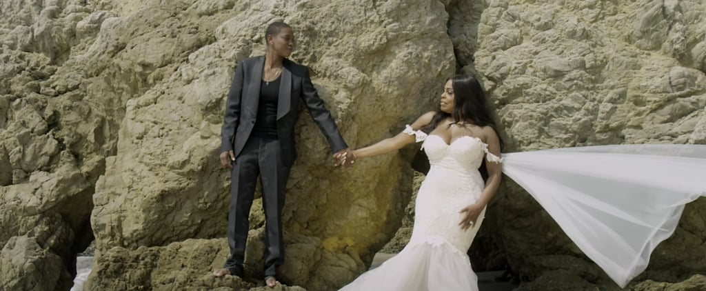"""Niecy Nash Says Her Vows in Jessica Betts's """"Catch Me"""" Video"""