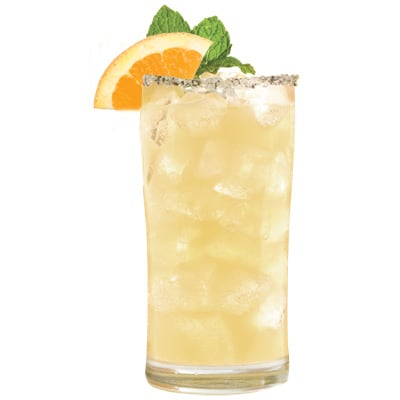 Ginger Lime Ade (Nonalcoholic)
