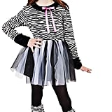 Sweet Zebra Costume