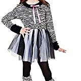 Sweet Zebra Costume