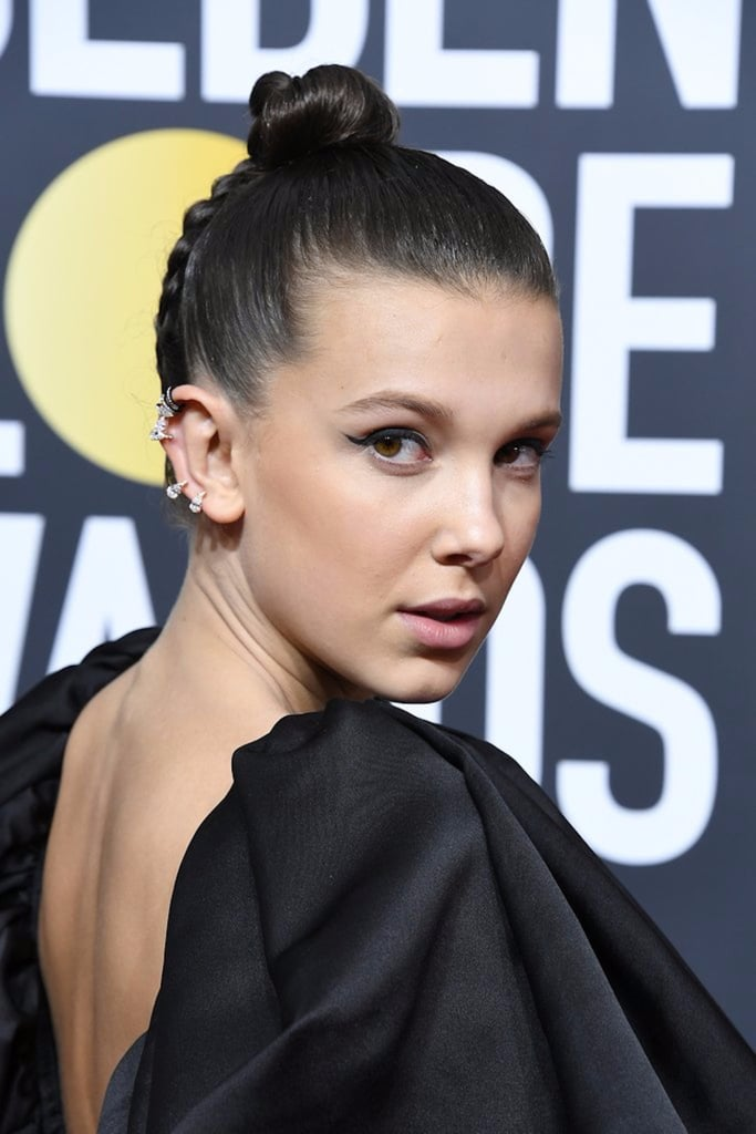 Where Are Millie Bobby Brown's Golden Globes Ear Cuffs From?
