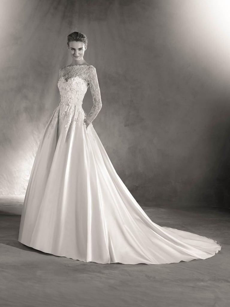 Pronovias Elmira Princess Style Dress (price upon request)