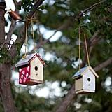 A DIY Birdhouse