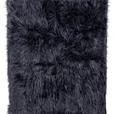 Fauna Faux Fur Throw Blanket