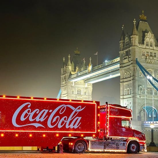Coca-Cola Truck Tour UK Dates