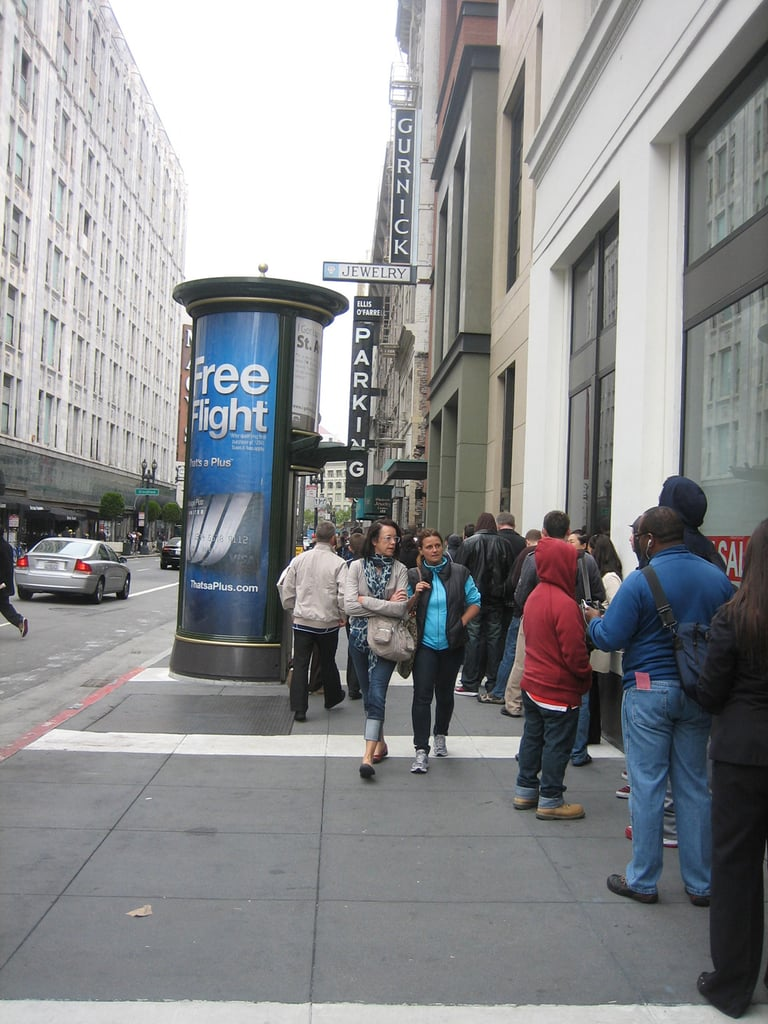 Sights From the iPhone 4 Launch