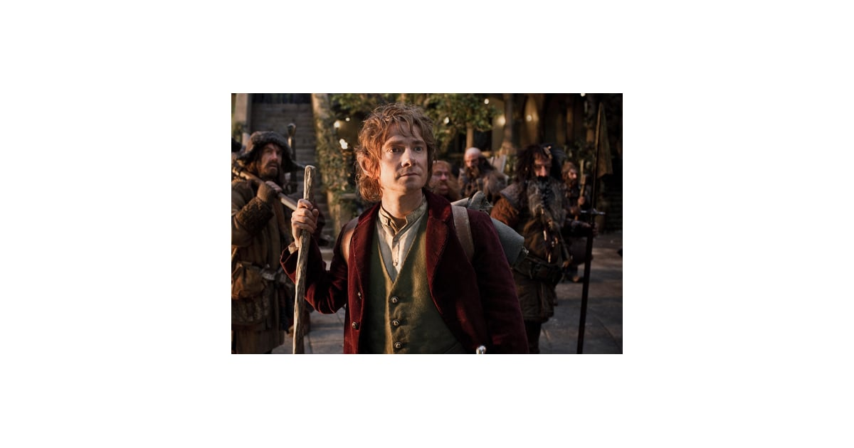 Martin Freeman As Bilbo Baggins In The Hobbit An Unexpected Journey