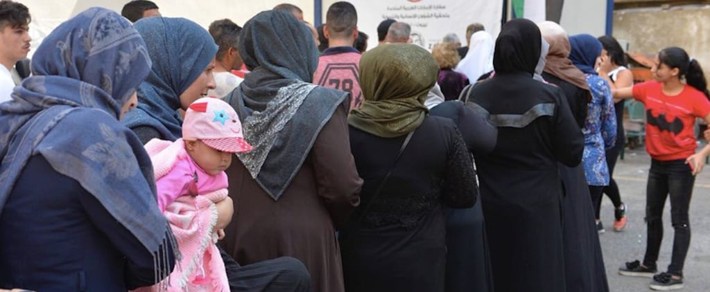 UAE Donates to Syrian and Palestinian Refugees in Lebanon
