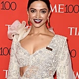 Deepika Padukone at the 2018 Time 100 Gala
