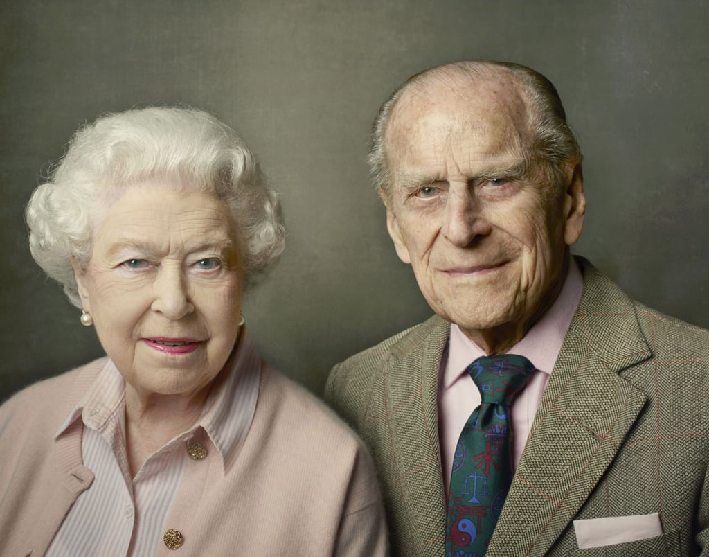 The couple posed for a royal portrait in June 2016.