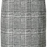 Fendi Woven Midi Skirt