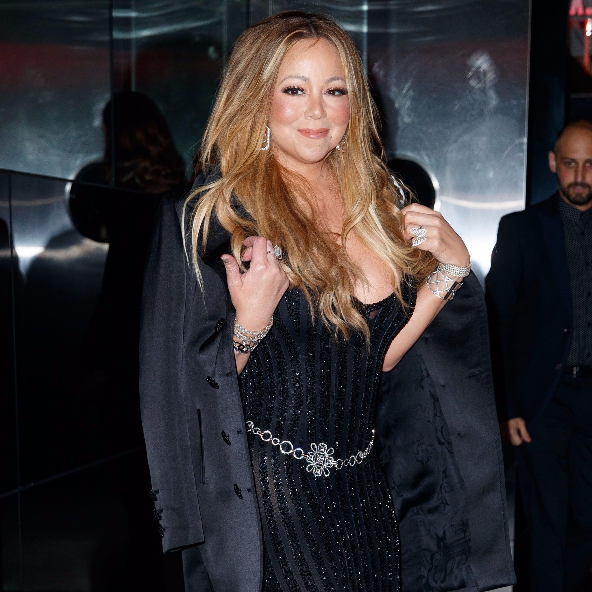 Wedding Rings Of The Stars 82 Elegant Mariah Carey Wearing James