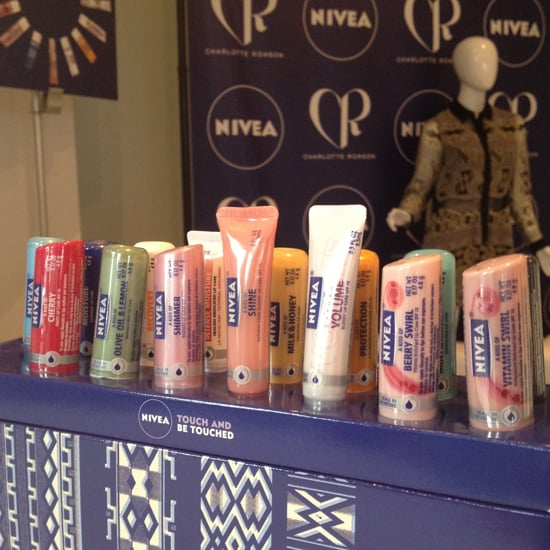 Charlotte Ronson and Nivea Lip Care Cap Contest