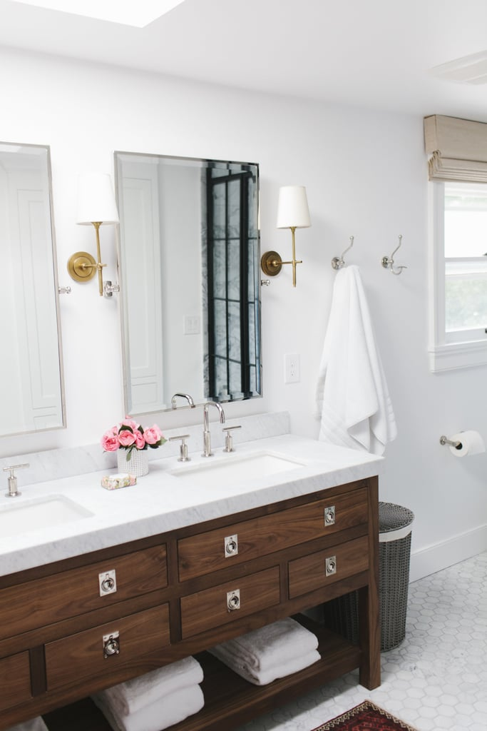 Choose The Right Lighting How To Brighten A Bathroom